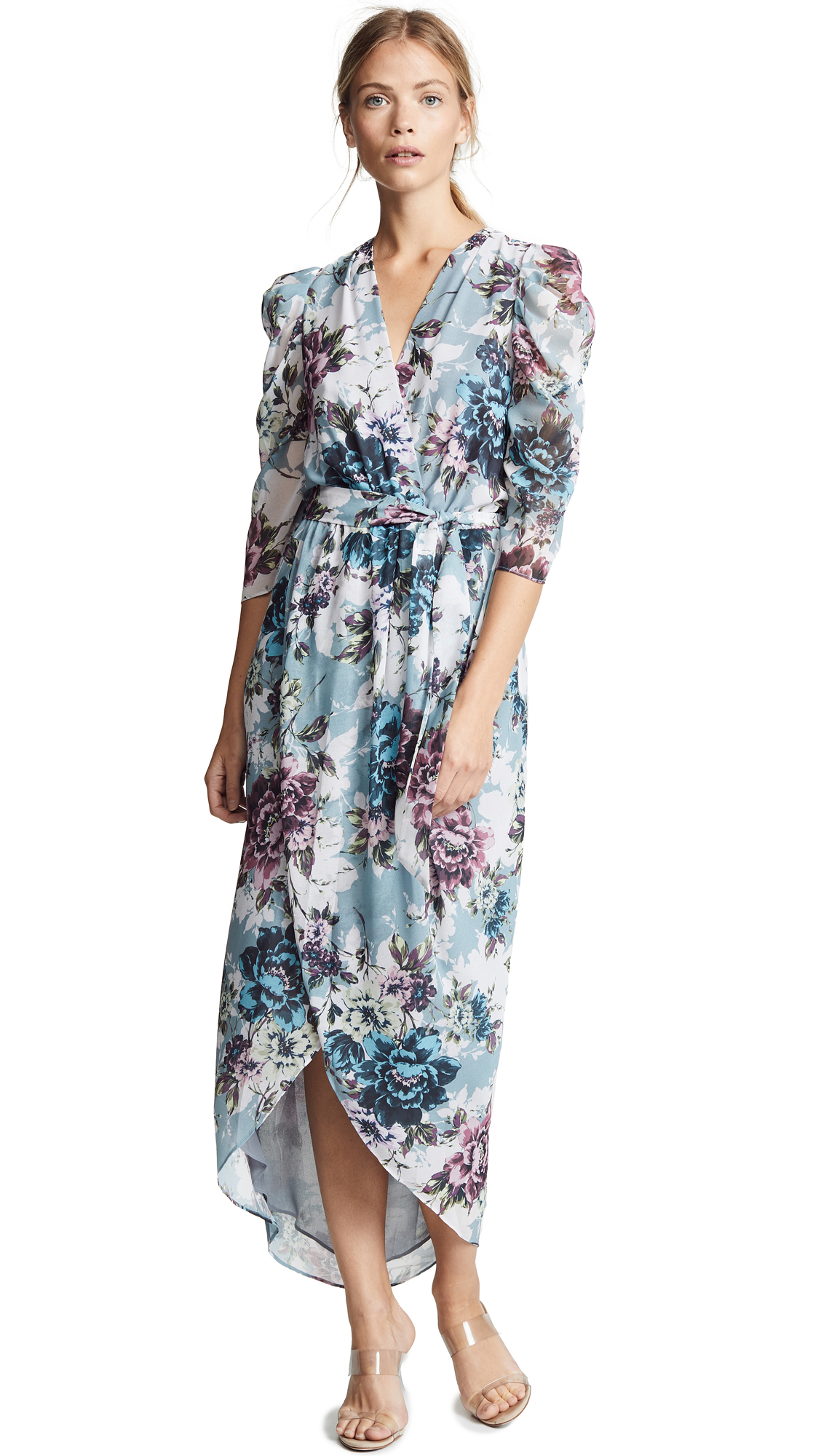 Photo of Amanda Uprichard Wales Maxi Dress online sales