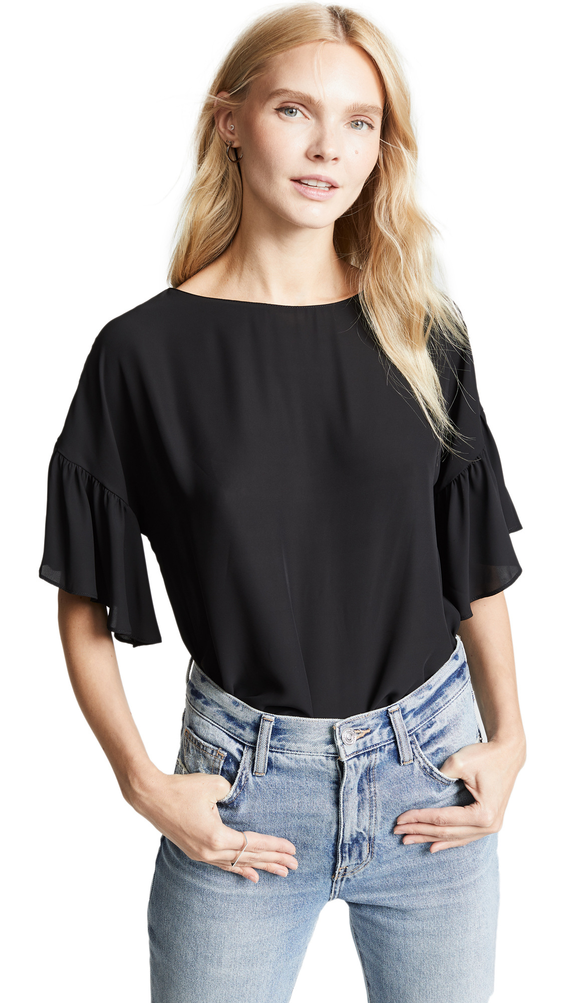 Fairview Top, Black