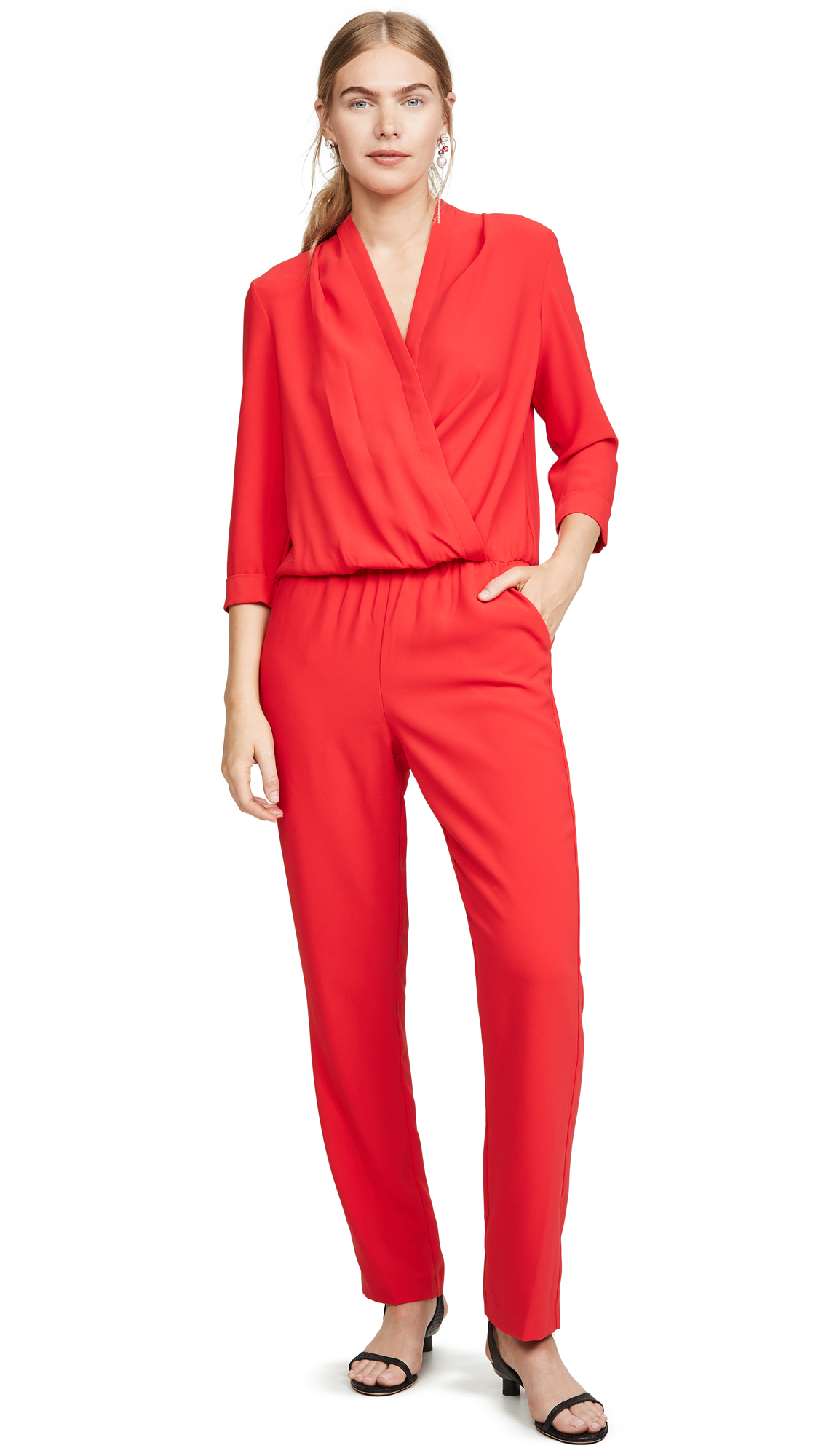 Buy Amanda Uprichard online - photo of Amanda Uprichard Venus Jumpsuit
