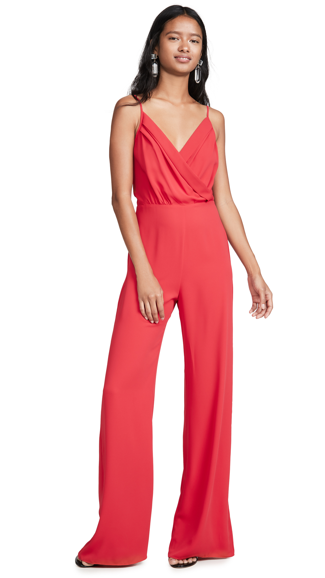 Buy Amanda Uprichard online - photo of Amanda Uprichard Constantine Jumpsuit