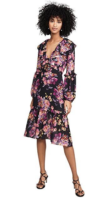 Amanda Uprichard Talulah Midi Dress