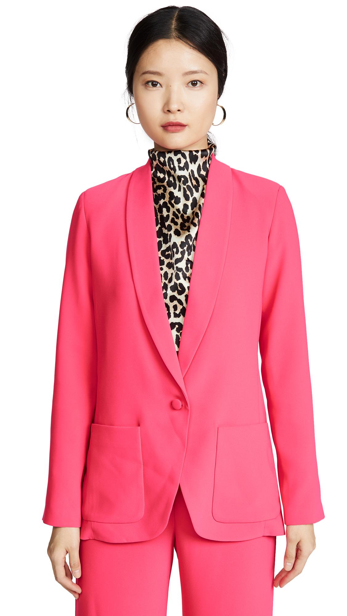 Buy Amanda Uprichard online - photo of Amanda Uprichard Shawl Collar Blazer
