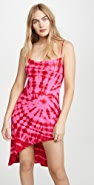 Amanda Uprichard Tie Dye Ansonia Dress