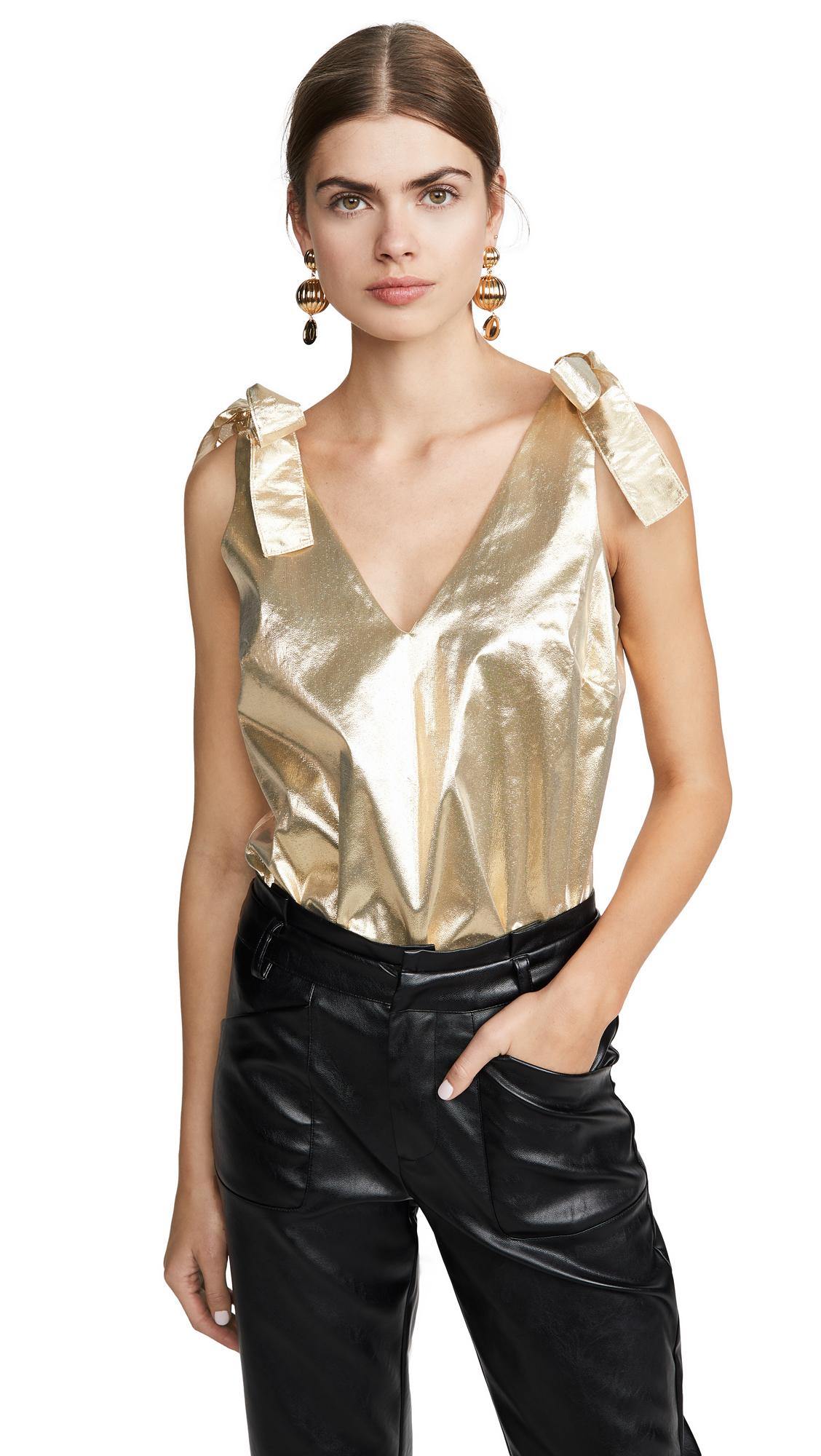Buy Amanda Uprichard online - photo of Amanda Uprichard Josephina Top