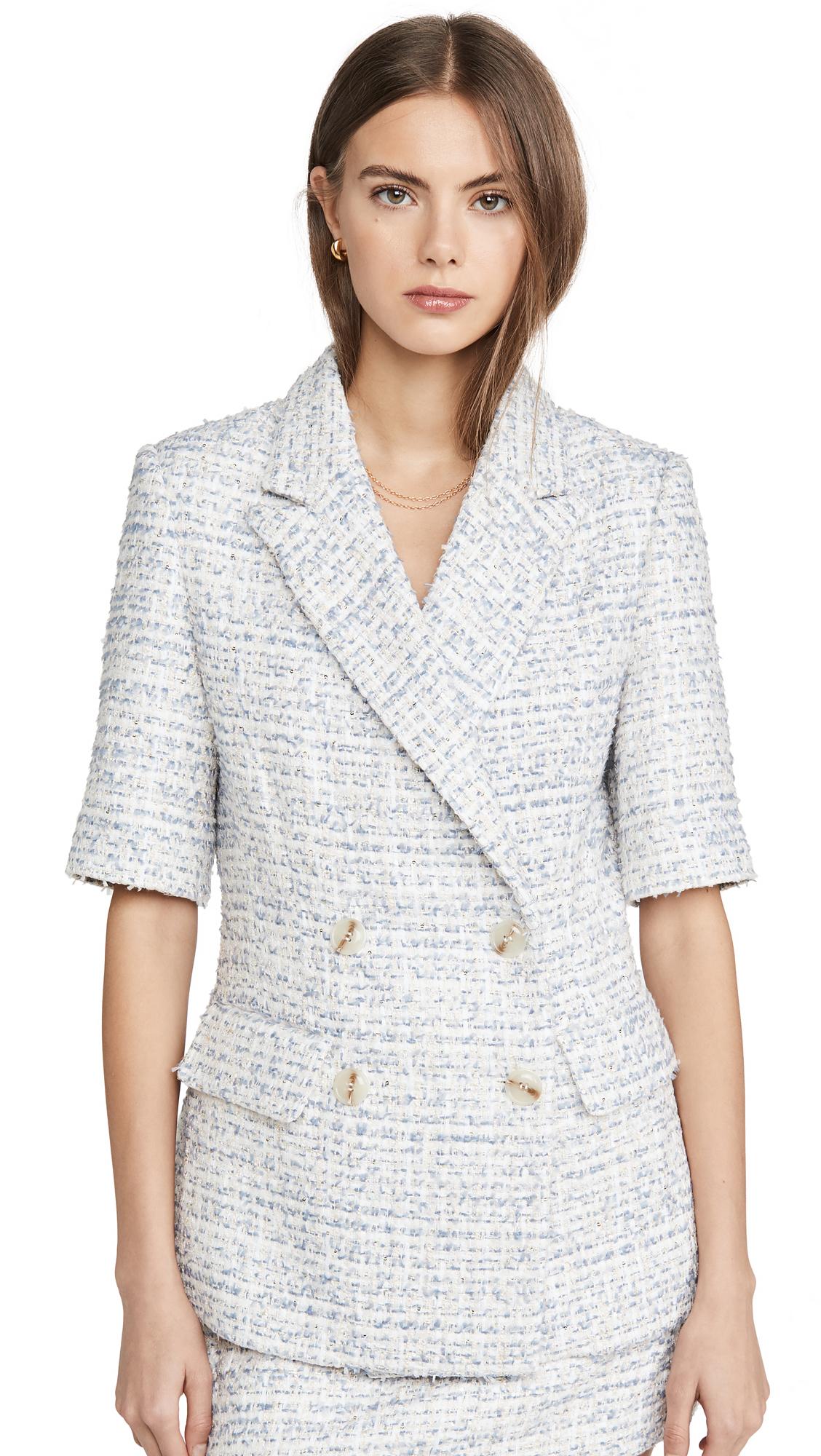 Buy Amanda Uprichard Sawyer Jacket online beautiful Amanda Uprichard Jackets, Coats, Coats