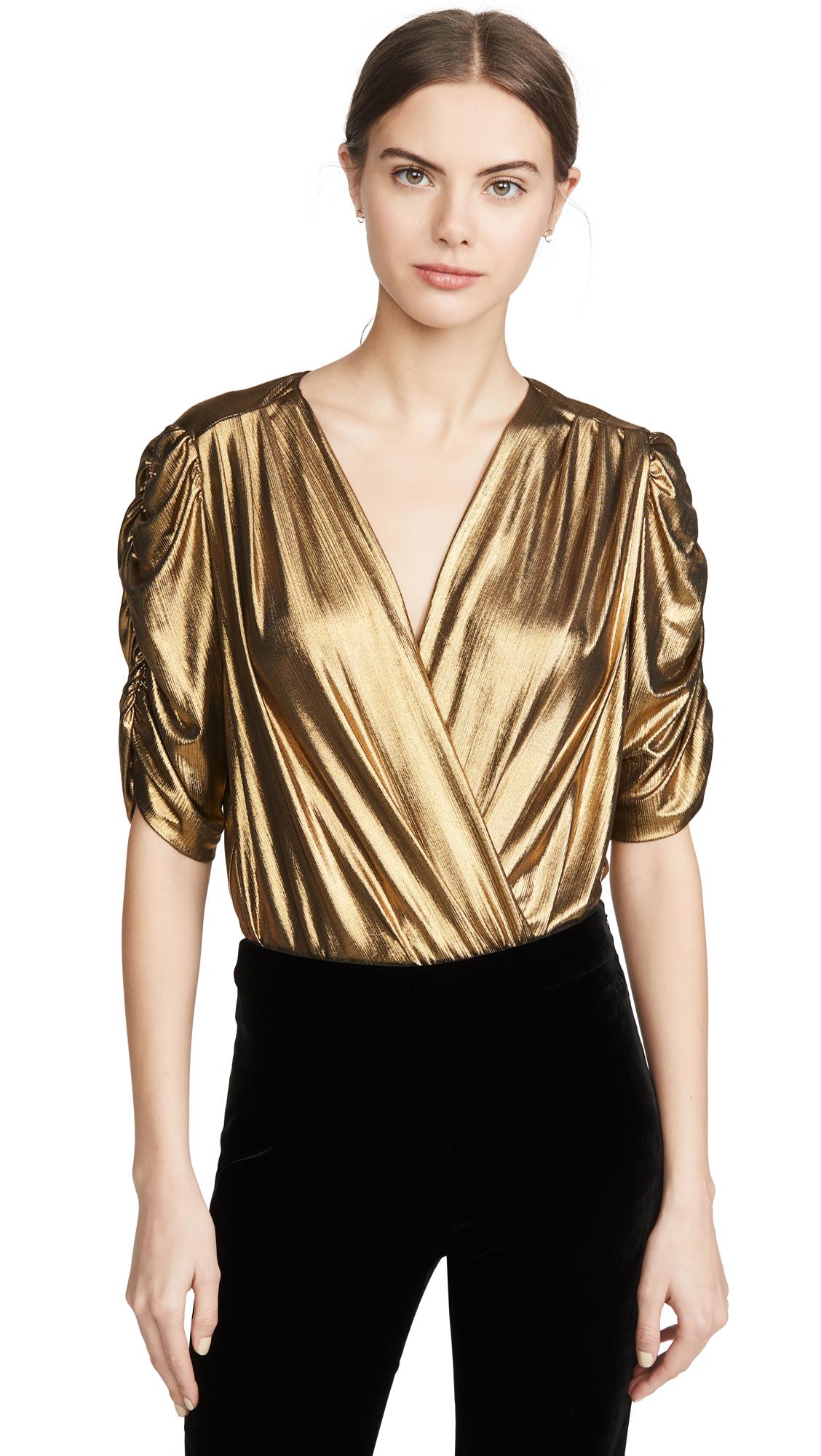 Buy Amanda Uprichard online - photo of Amanda Uprichard Arabella Thong Bodysuit
