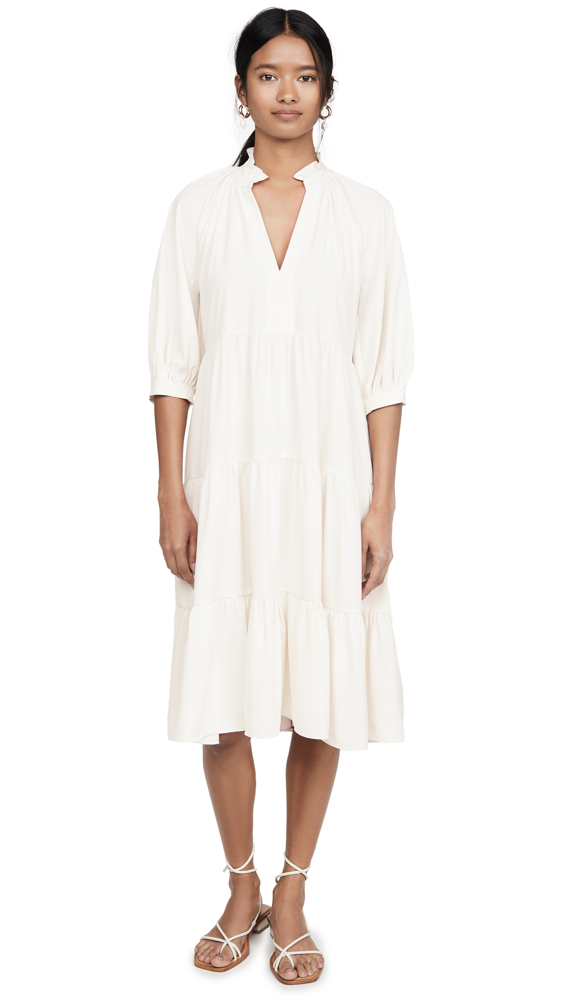 Buy Amanda Uprichard Saffron Midi Dress online beautiful Amanda Uprichard Clothing, Dresses