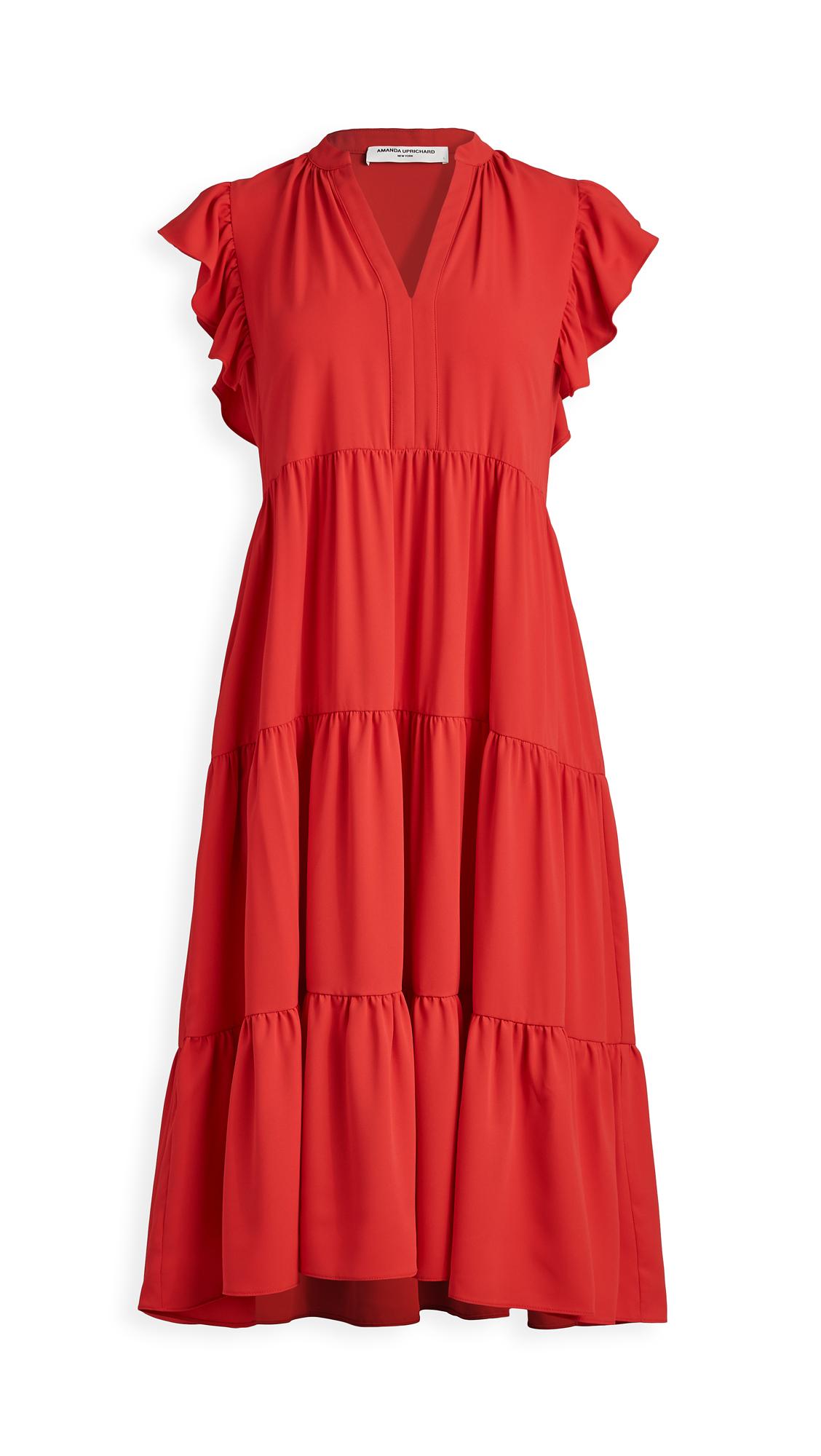 Photo of Amanda Uprichard Sheradin Dress - shop Amanda Uprichard Clothing, Dresses online
