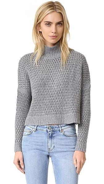 Autumn Cashmere Boxy Cashmere Sweater