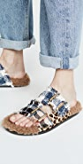 Avec Moderation Vail Double Band Sandals