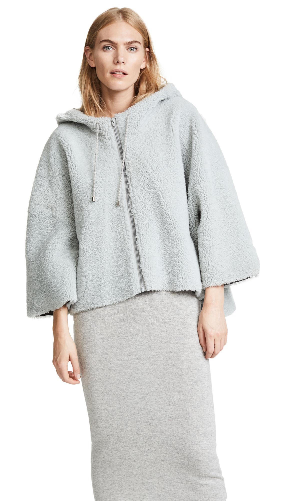 Anne Vest Laurent Hoodie - Grey