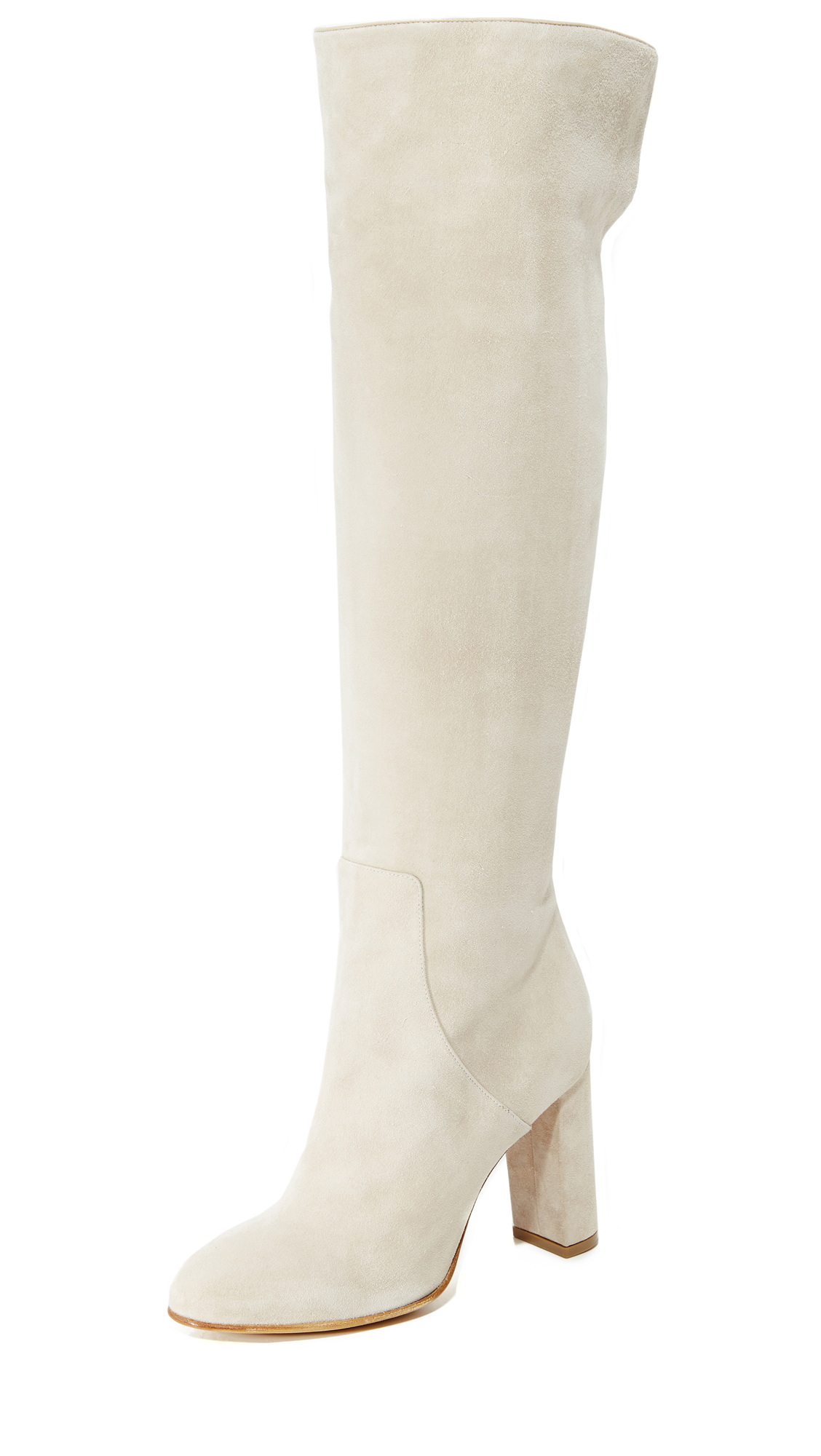 Alexa Wagner Theresa Suede Boots - Peonia
