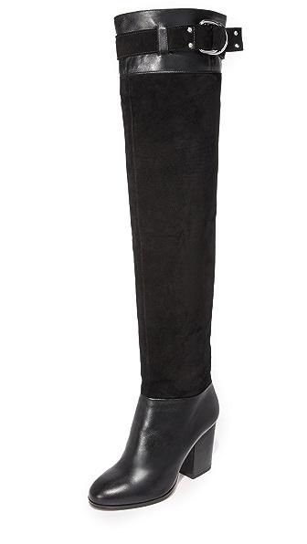 Alexa Wagner Bellinda Boots - Black at Shopbop