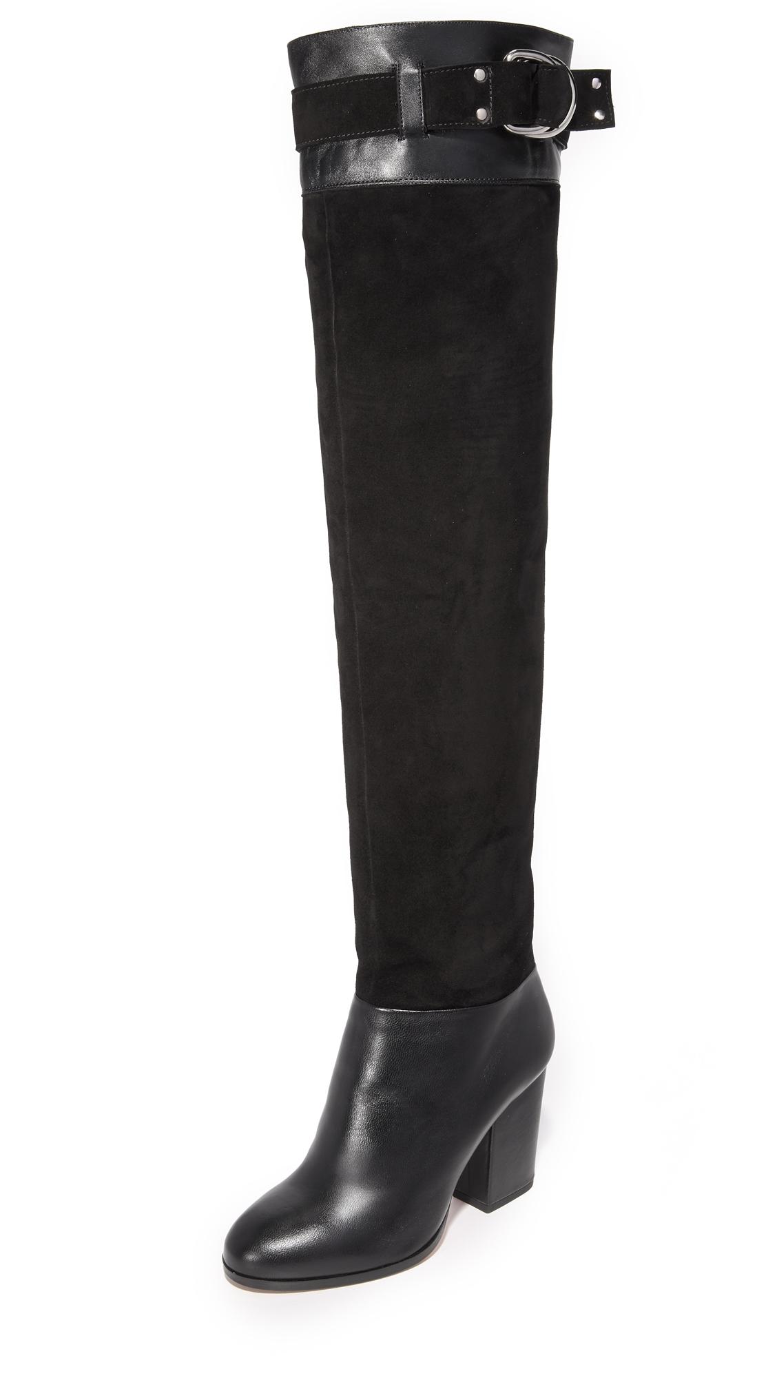 Alexa Wagner Bellinda Boots - Black