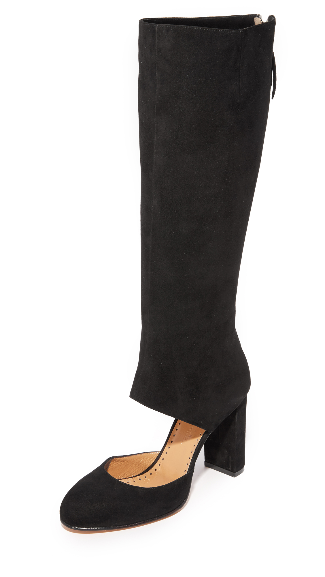 Alexa Wagner Carly Boots - Black