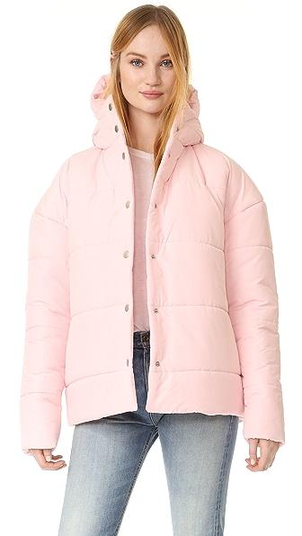 A.W.A.K.E. Oversized Puffer Jacket