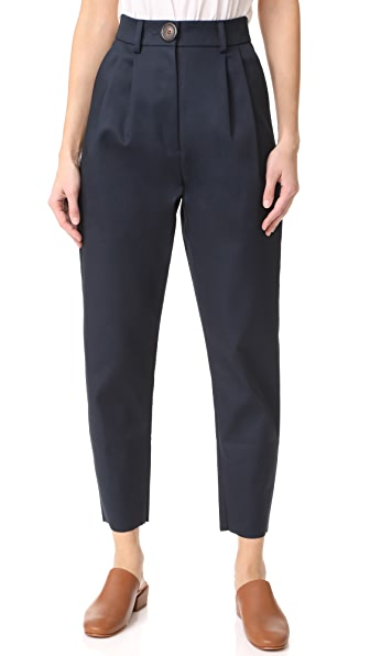 A.W.A.K.E. Hight Waist Narrow Pants
