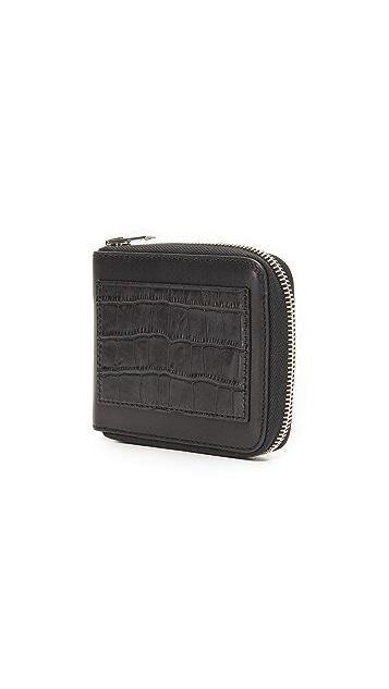 Alexander Wang Zipped Wallet