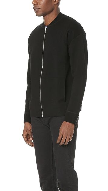 Alexander Wang Seamless Pocket Bomber Jacket