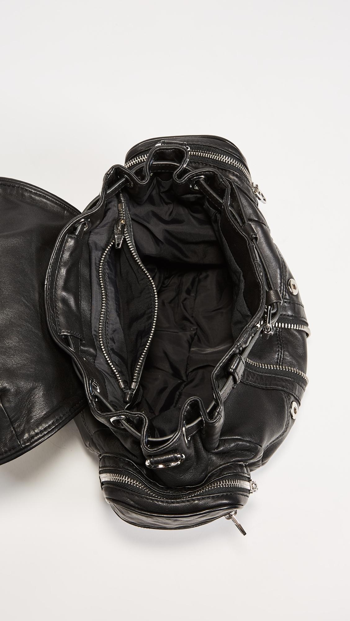 Миниатюрный рюкзак Marti Alexander Wang  (AWANG4163712867314)