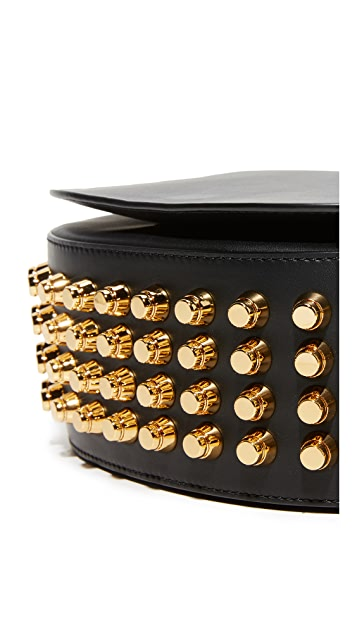 Alexander Wang Small Lia with Yellow Gold Hardware