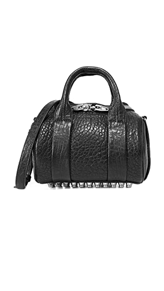 Alexander Wang Mini Rockie Bag - Black