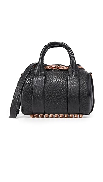 Alexander Wang Mini Rockie Bag In Black