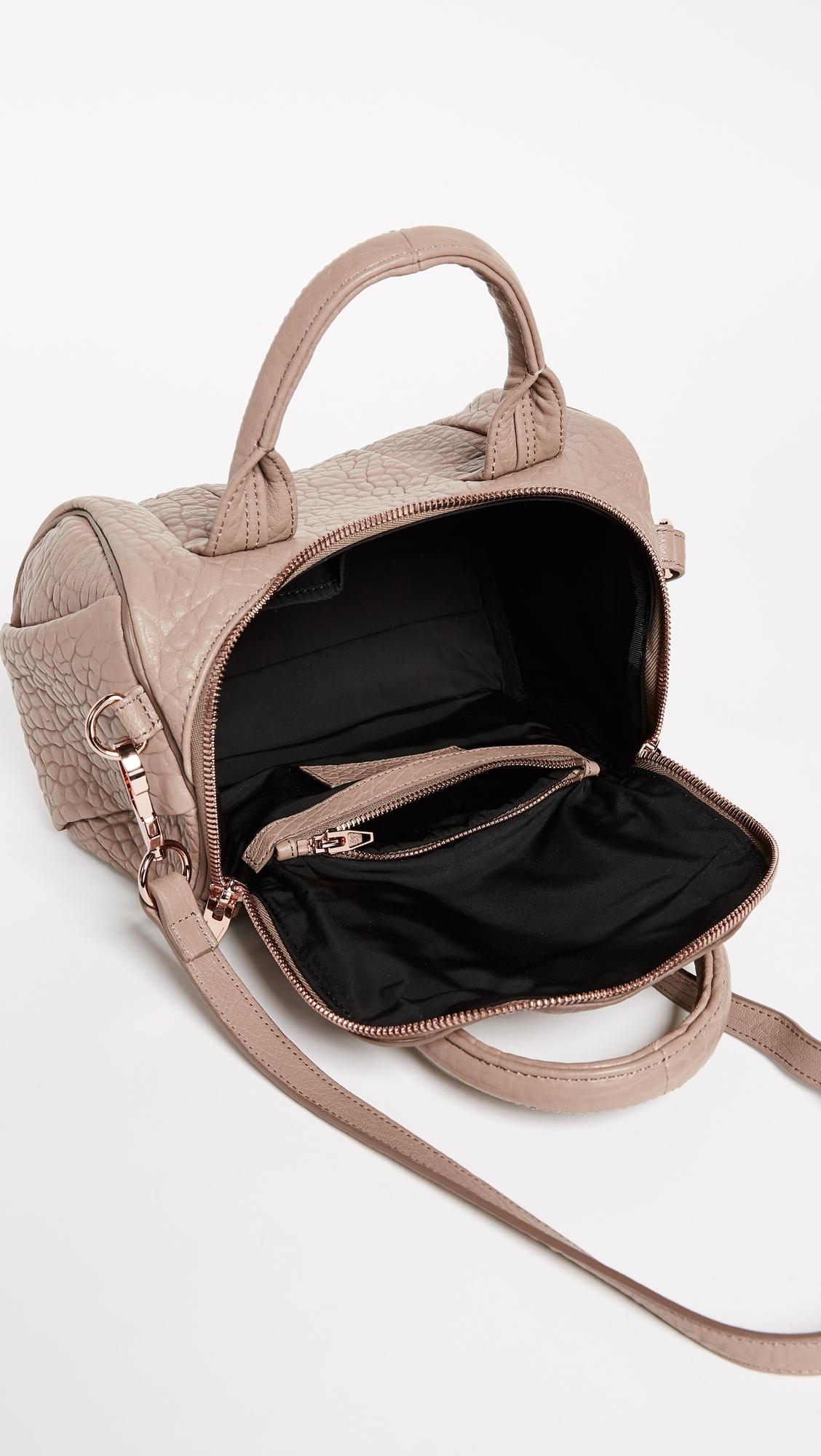 Объемная сумка Rockie Alexander Wang  (AWANG4202913783314)