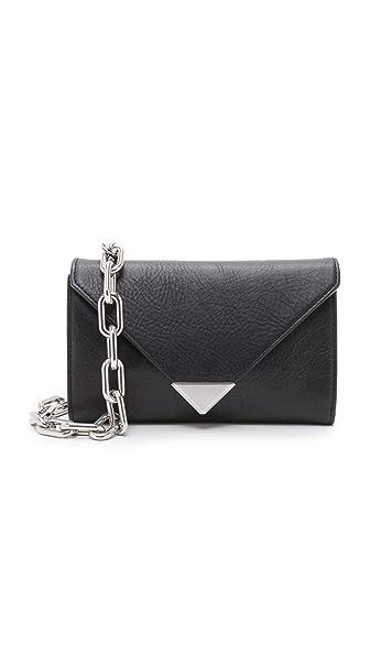 Alexander Wang Prisma Envelope Chain Shoulder Bag