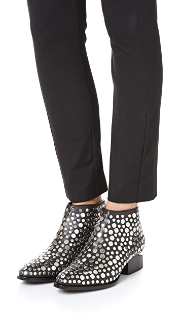 Alexander Wang Studded Kori Booties