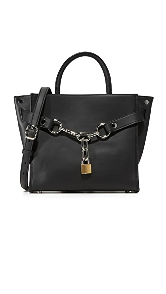 Alexander Wang Attica Chain Satchel - Black