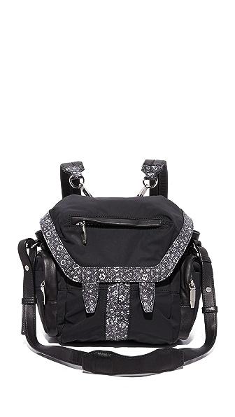Alexander Wang Mini Nylon Marti Backpack - Black at Shopbop