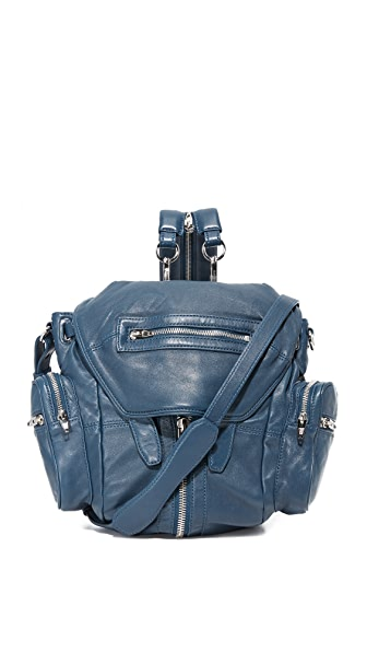 Alexander Wang Mini Marti Backpack - Petrol at Shopbop