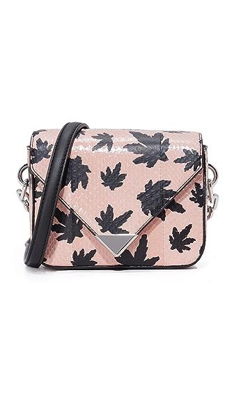 Alexander Wang Mini Prisma Envelope Cross Body Bag - Cameo Pink