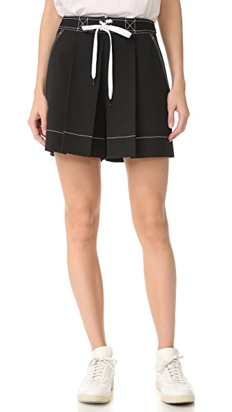 Alexander Wang High Waisted Shorts | SHOPBOP Use Code: TREAT20 ...