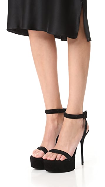 Alexander Wang Platform Antonia High Heel Sandals