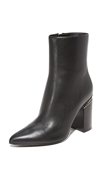 Alexander Wang Kirby Booties - Black