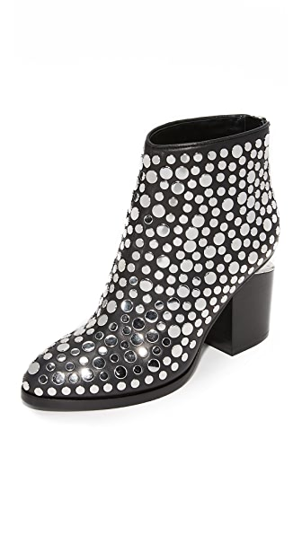 Alexander Wang Gabi Studded Booties