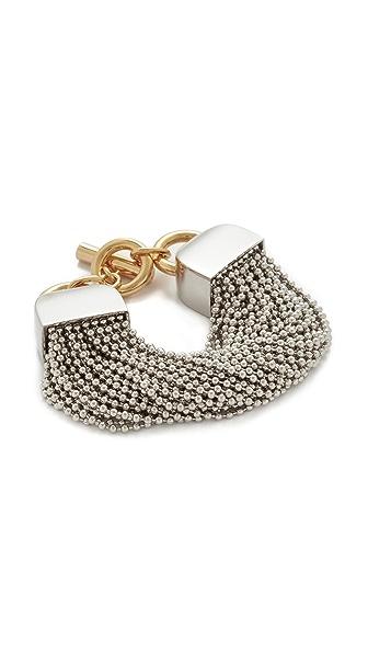 Alexander Wang Ball Chain Bracelet