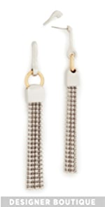 Ball Chain Earrings Alexander Wang