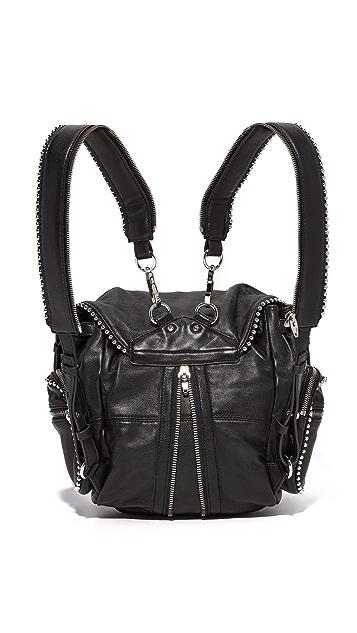 Alexander Wang Ball Stud Mini Marti Backpack