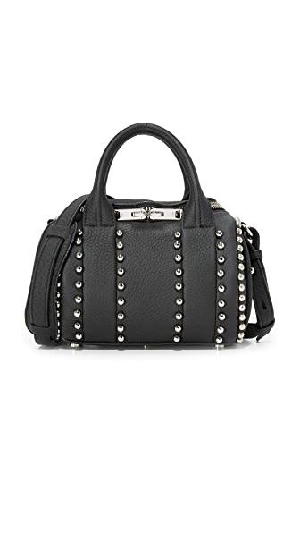 Alexander Wang Ball Stud Mini Rockie Bag - Black