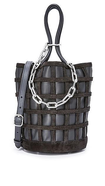 Alexander Wang Roxy Cage Bucket Bag