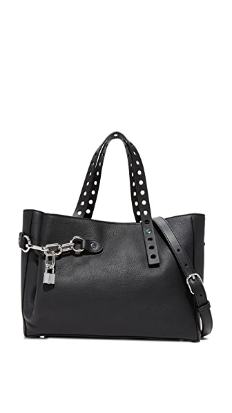 Alexander Wang Lookbook Satchel - Black