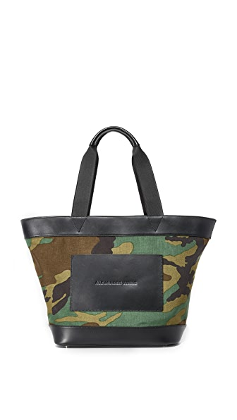 Alexander Wang Large Canvas Tote - Camo