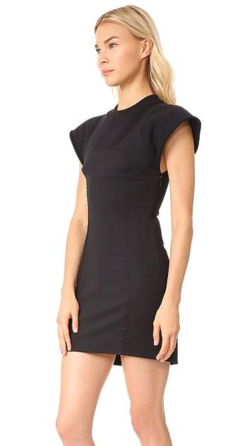 Alexander Wang Tailored Mini Dress