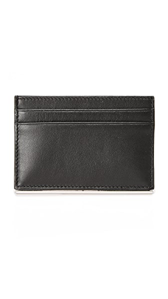 Alexander Wang Dime Card Case - Black