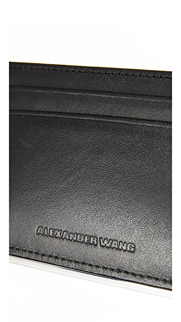 Alexander Wang Dime Card Case