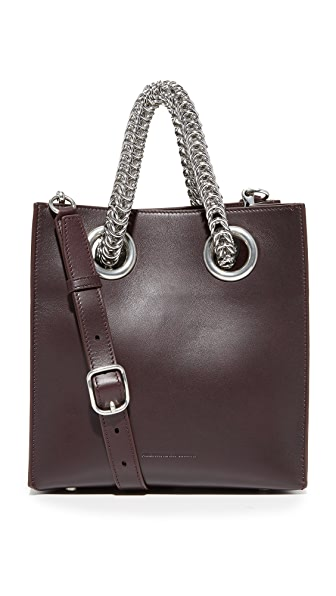 Alexander Wang Genesis Square Shopper Bag - Cordovan