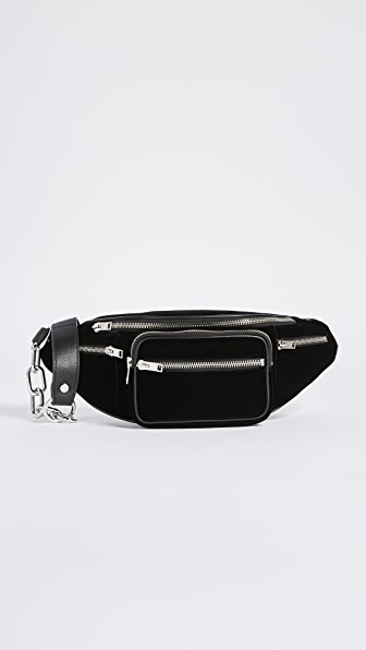 Alexander Wang Attica Soft Fanny Pack - Black
